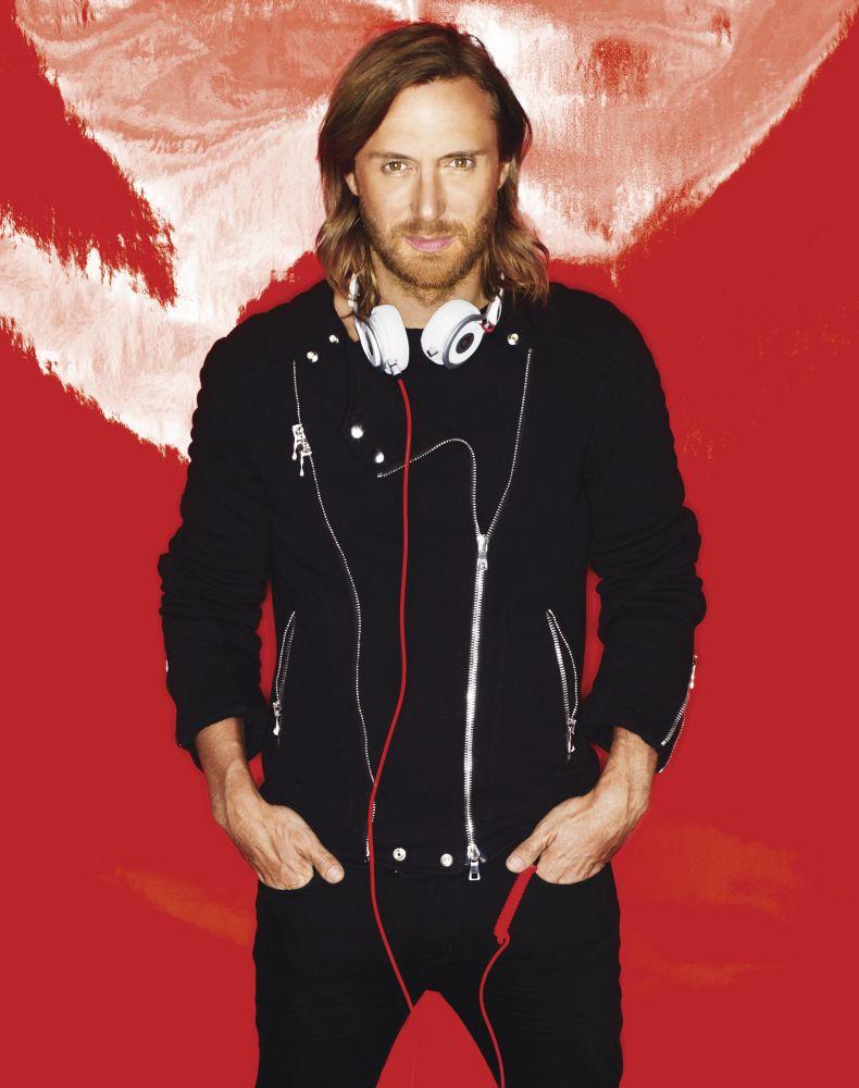 David Guetta kütavad soojaks Heavyweight (Fin), Grind ja paljud teised