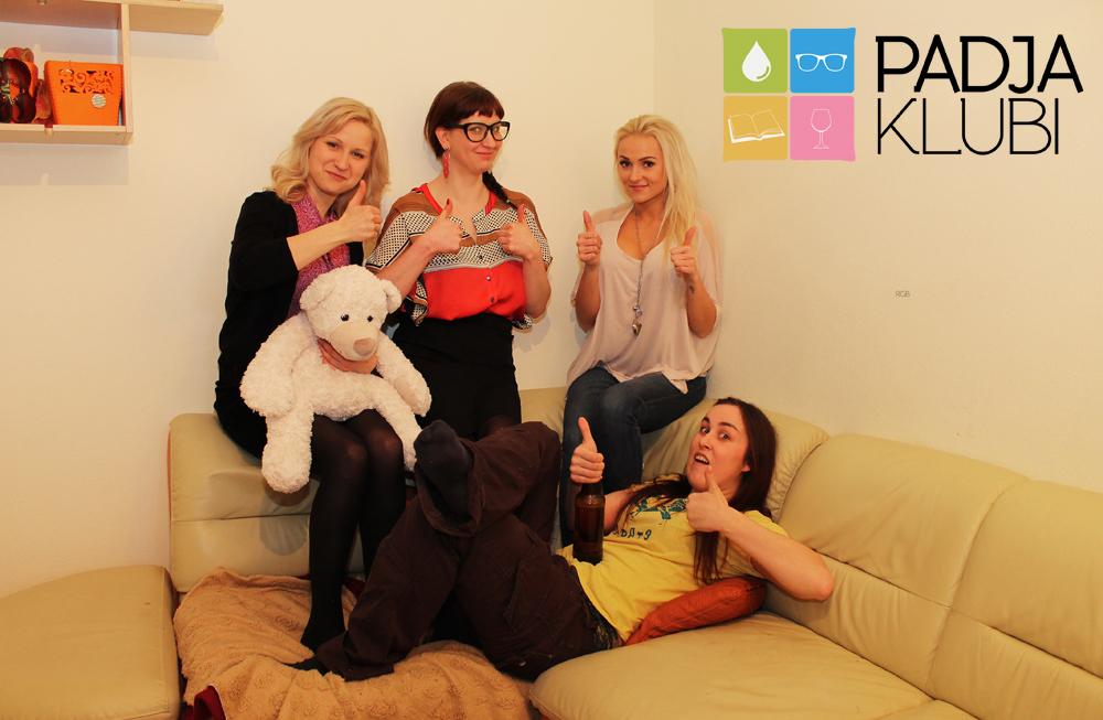 """""""Padjaklubi"""" tüdrukud tutvustavad uut kodu!"""