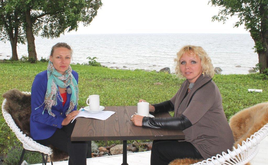 """Selgeltnägija Ilona Kaldre intervjuud näeb """"Seitsmestes uudistes"""""""