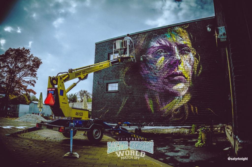 Tallinnas sisisevad pihustipurgid ja sünnivad efektsed grafitiga kaetud seinad!