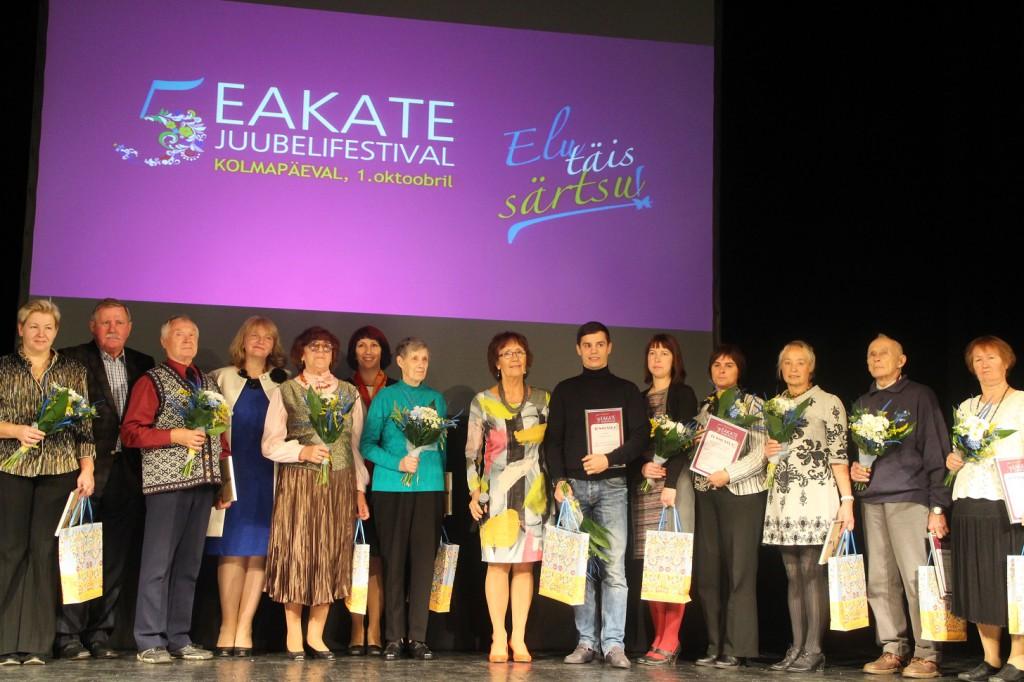 Eakate Festival 2014_konkursi Aastad täis sära ja väärikust parimad