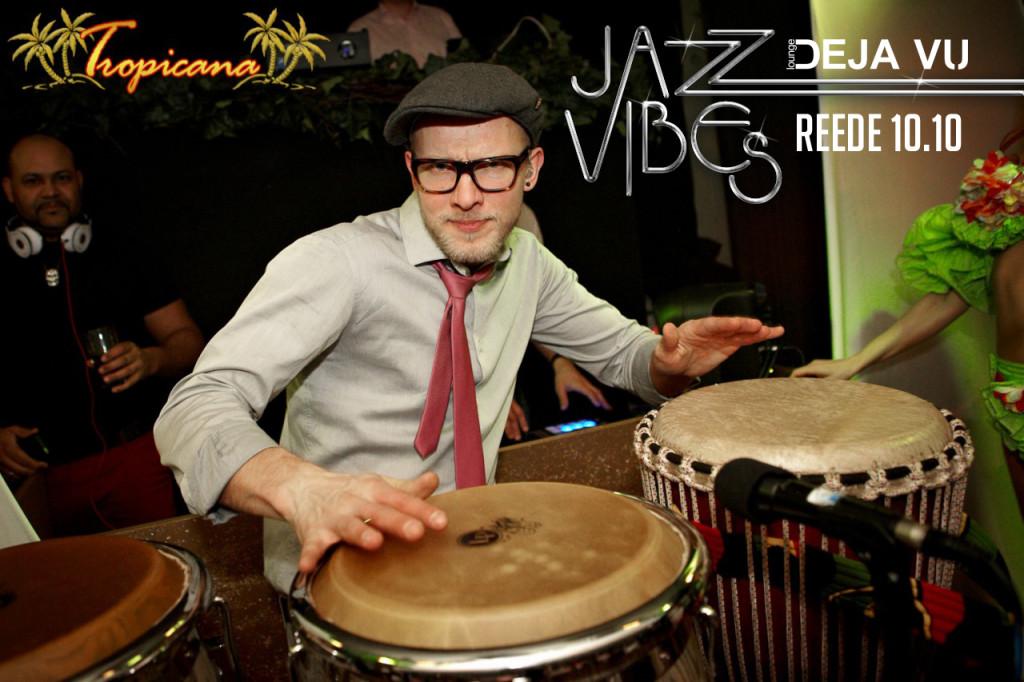KUUM! Meeleolukas jazzparaad Lounge Deja Vu's