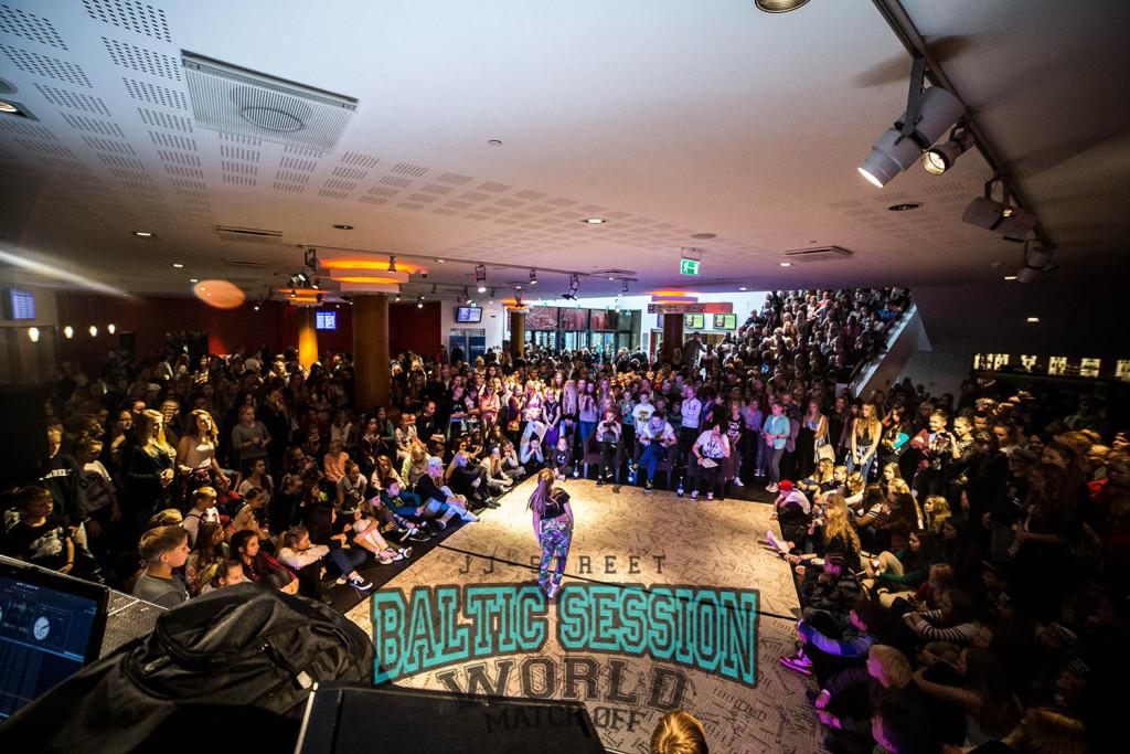 OTSE! JJ-Street Baltic Session: Hip-Hop Kids 1vs1 kategoorias on osalejaid enam kui 60 erinevast riigist