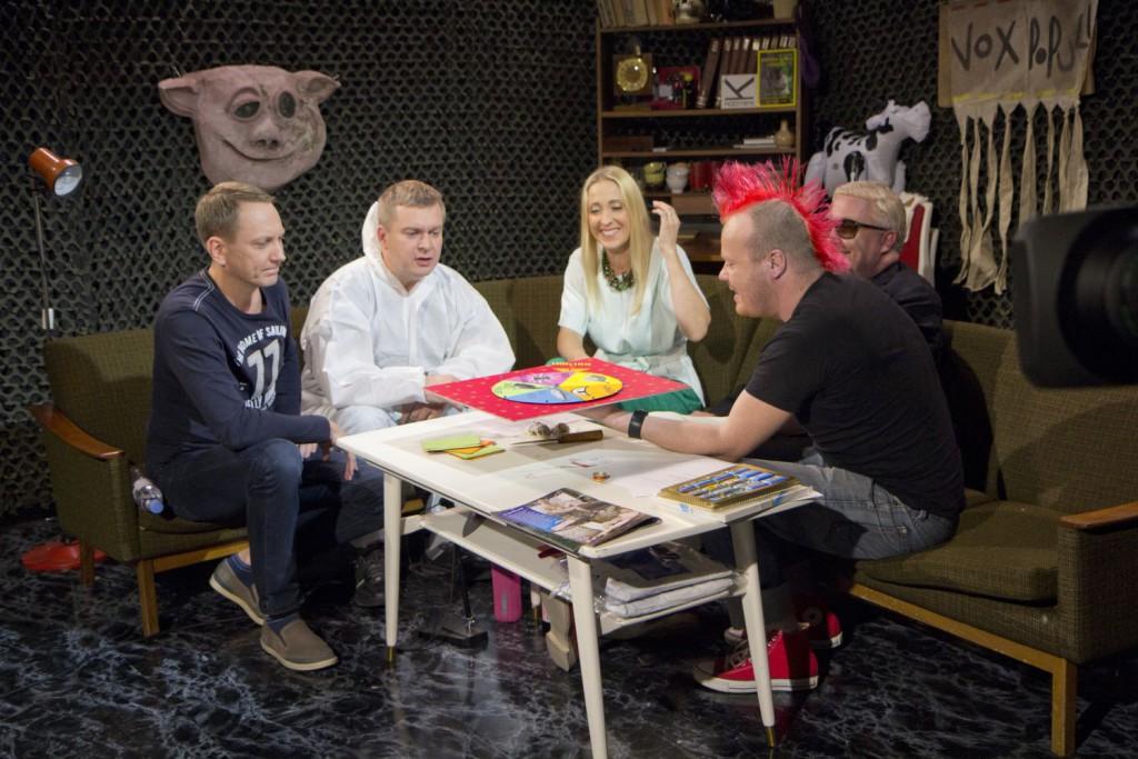 """""""Punker"""" avab ukse Margnale ja Jõekaldale"""