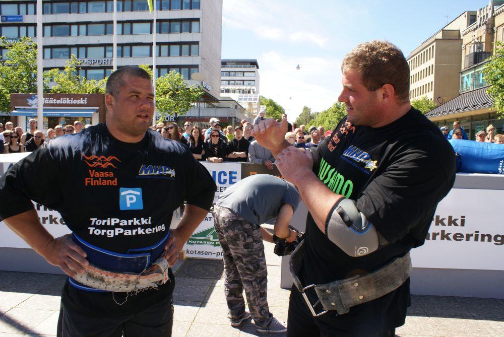 Rauno Heinla, Martin Wildauer