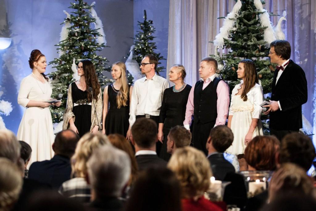EESTIMAA UHKUS! Elu päästmine tõi Eestimaa Uhkuse laureaadiks nimetamise au tegelikult kogu Palamuse muusikalaagri perele