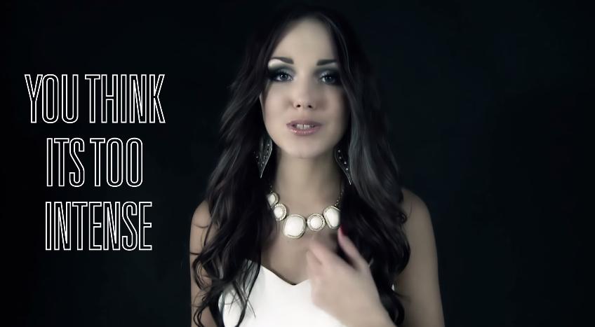 Eesti Laul 2015 poolfinalist Elisa Kolk'i lugu 'Superlove' ei räägi ainult armastusest