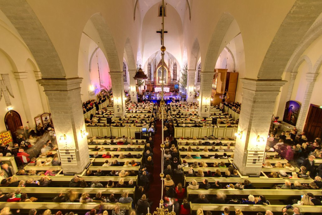 VEEL JÕUAD! Täna annavad Maarja-Liis ja Koit Toome viimase kontserdi Rapla Maarja-Magdaleena kirikus