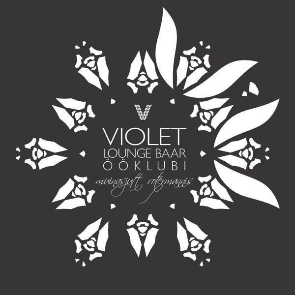 VIDEO! Violet Lounge pakkus müstilist vaatemängu