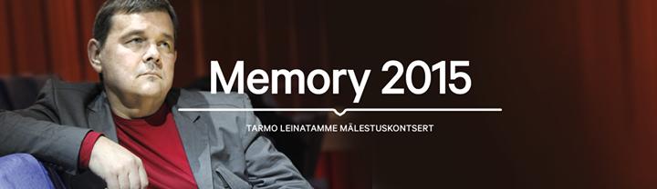 Vanemuine annab Tarmo Leinatamme mälestuseks seitse kontserti
