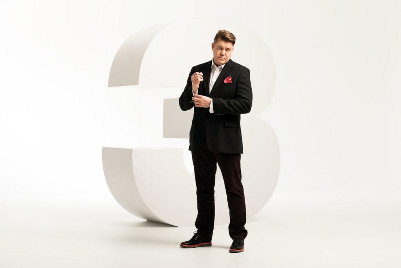Hannes Võrno hakkab uut TV3 saadet juhtima