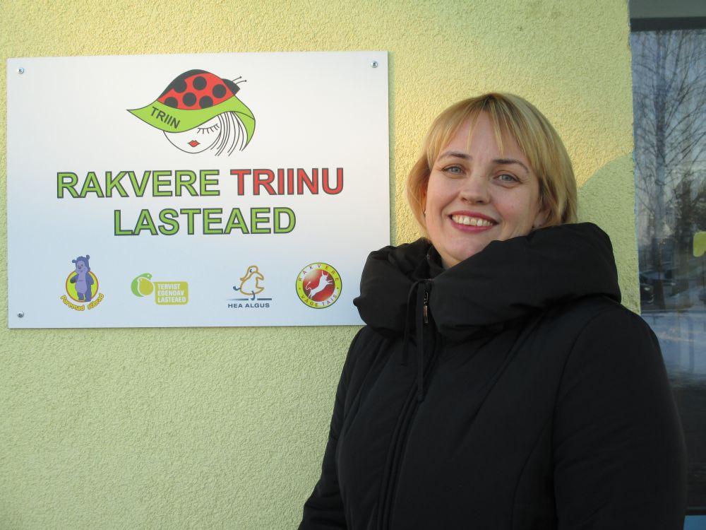 Lääne-Virumaa aasta terviseedendaja on lasteaiaõpetaja Viivika Roostar