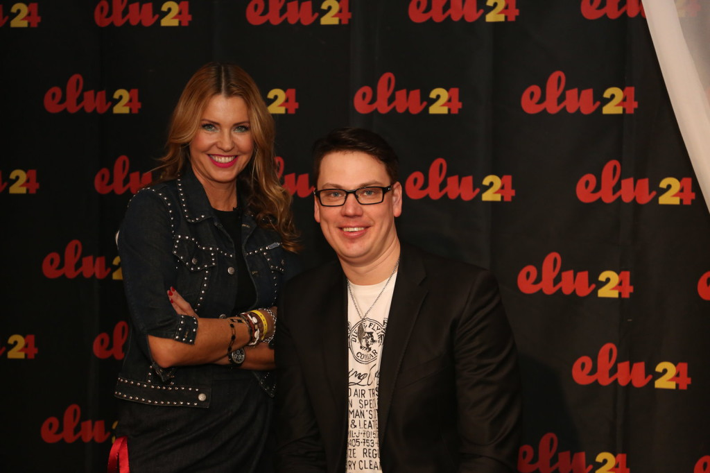 ELU24 LIVE/ Külas käis pop- ja rockmuusik Alen Veziko