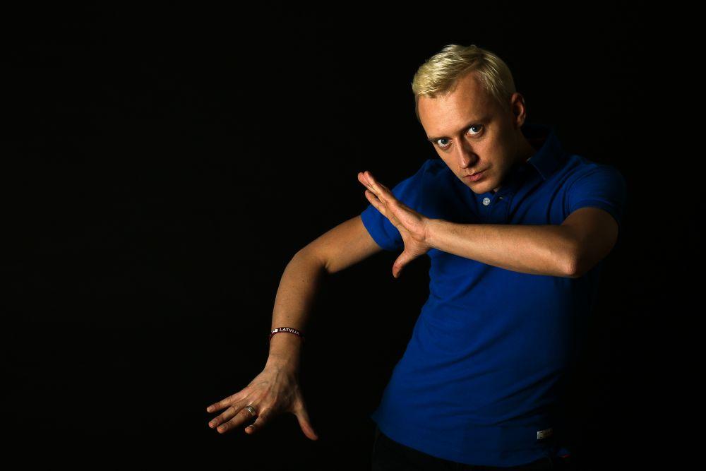 Läti kuulsaim DJ [Ex] da Bass ühendas jõud Eesti plaadifirmaga Tre.ee ning andis välja uue singli