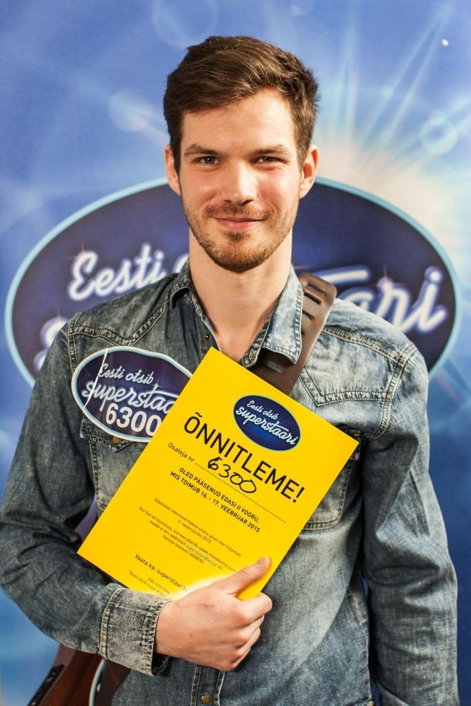 Vaatajad jätsid superstaarisaatesse Karl-Erik Tamme!