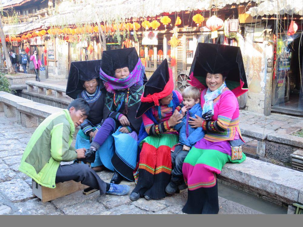 Meie aasta Hiinas (15.03), Rõõmsad Yi naised