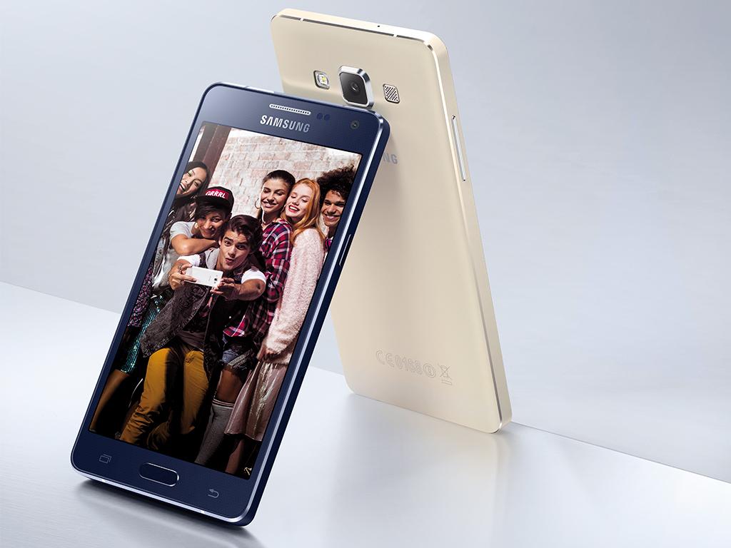 Samsung Galaxy A sarja telefon