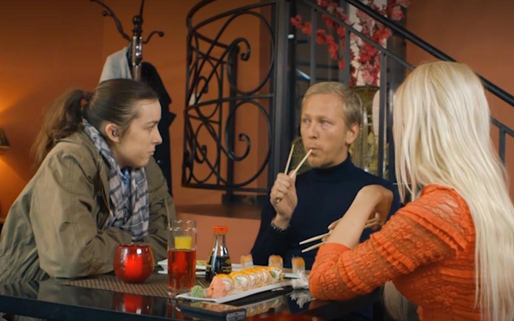 "Zenja Fokin astub üles sarjas ""Padjaklubi"""
