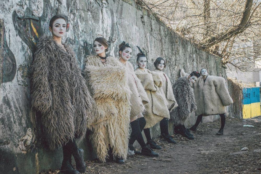 Tallinnas esineb tuntud Ukraina naistebänd