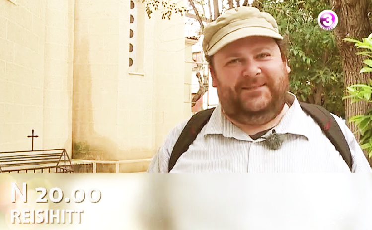 """KREEKLANE? Ei! Jaan Pehk laulab """"Reisihitis"""" kreeka keeles!"""