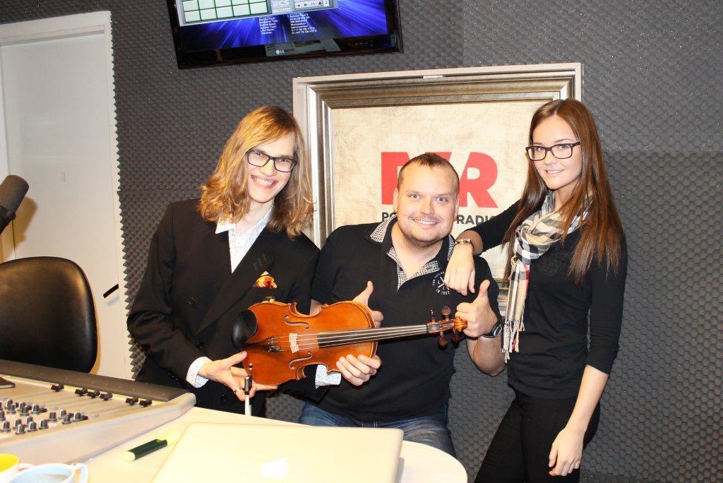 Kannukene ja Pabbo ning Puusepp_Power Hit Radio_24 04 15