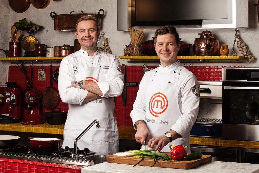 """Seitsmesed köögis"" paneb Eesti tippkokad Gordon Ramsay retsepte katsetama"