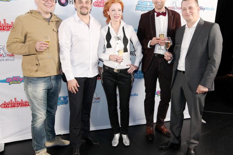 ELU24! GALERII JA VIDEO! Sky Media tähistas 20. sünnipäeva galaktilise suurusega