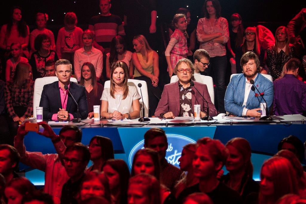 """PÕNEV VAHELDUS! Kohtunikud laulavad """"Superstaarisaate"""" finalistidega"""