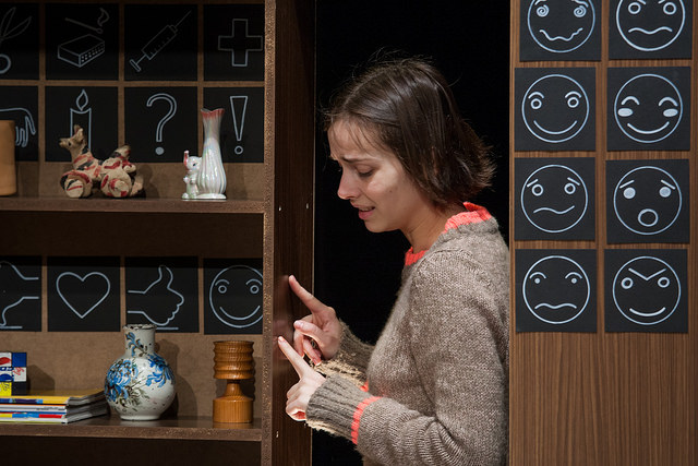 Ugala teatri publik valis parimaks naisnäitlejaks Klaudia Tiitsmaa
