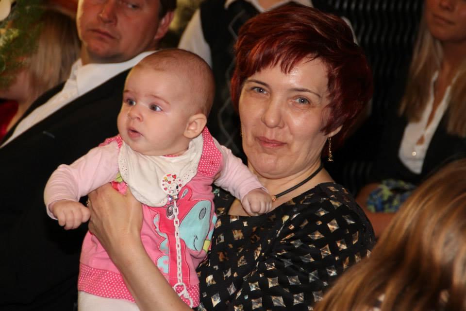 Valgamaa aasta ema on Külli Kasak