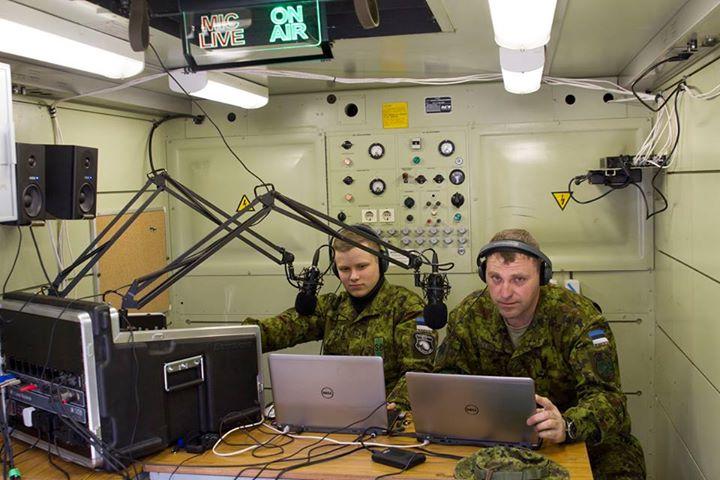 """Raadio Sõduri FM kannab üle värskemad sündmused suurõppuselt """"Siil 2015"""""""