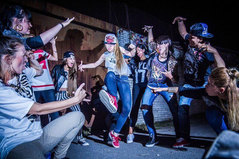 VINGE! JJ-Street Crew muudab rahvusvahelise hiphoplaagri juubelimölluks