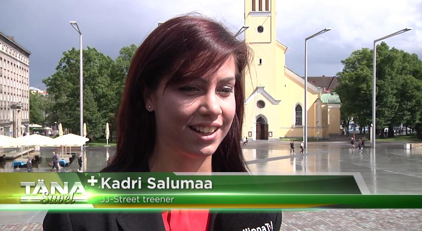 TÄNA+ SUVEL! Tallinna TV uuris peatse hiphopilaagri kohta2