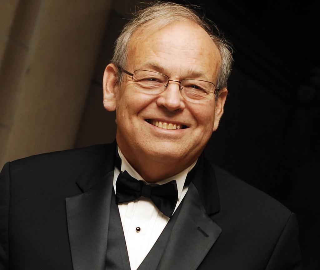 Chicago Chorale dirigent Bruce Tammen