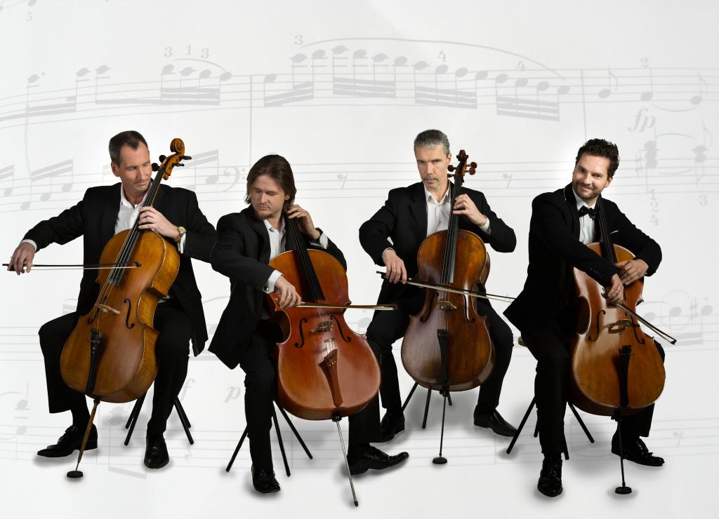 C-JAM ALUSTAB! Crazy Cellos muudavad päikeseloojangud eriliseks