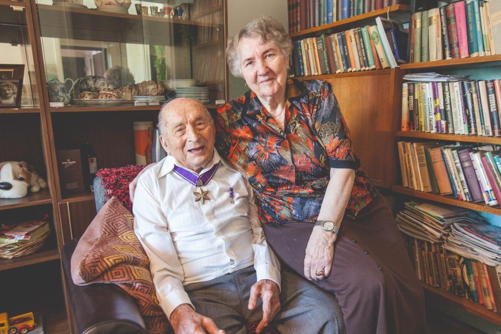 Onu Eskimo tähistab täna Tartus oma 104. sünnipäeva