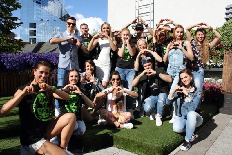 GALERII! VAATA SUVEREPORTERIT! Camp Of Hip Hop tantsijad panid Suvereporteri rõdu rappuma
