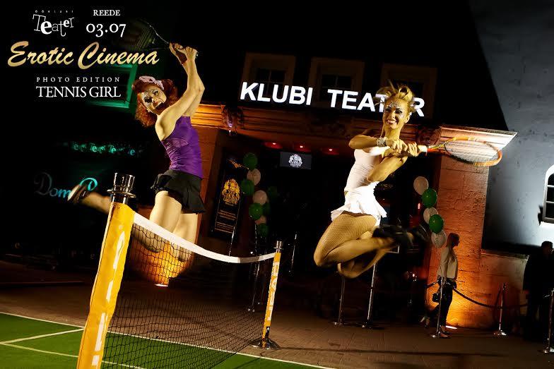 HULLULT NURJATU! Klubis Teater avatakse kõige vallatuma mängijaskonnaga tenniseväljak