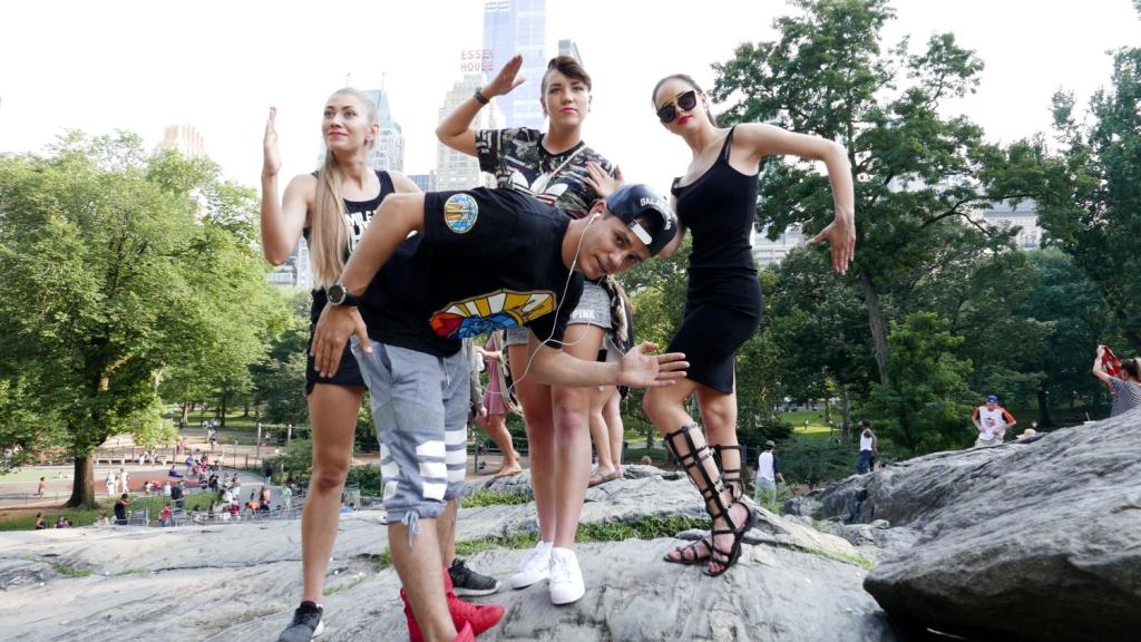 VAATA VINGET VIDEOT! JJ-Street Crew toob New Yorgi lähemale
