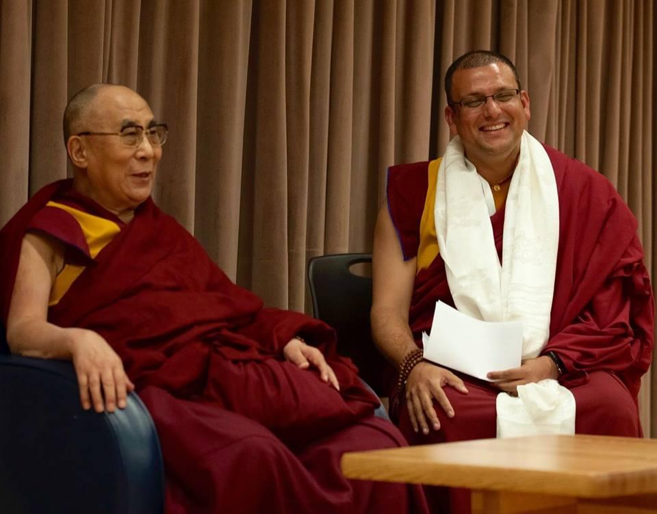 INIMENE, KES MUUDAB MAAILMA! Eestisse oodatav auväärne Tenzin Priyadarshi läks kümneaastaselt oma vabast tahtest Rajgiri budistlikusse kloostrisse
