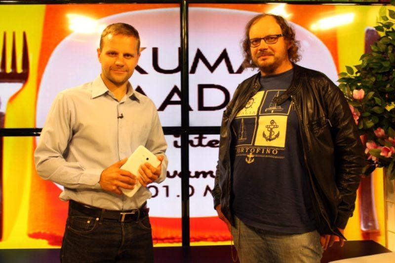 VIDEO! TÄNA+ Suvel! Stuudios on 22-aastase sünnipäevalapse esindaja Mati Palmet