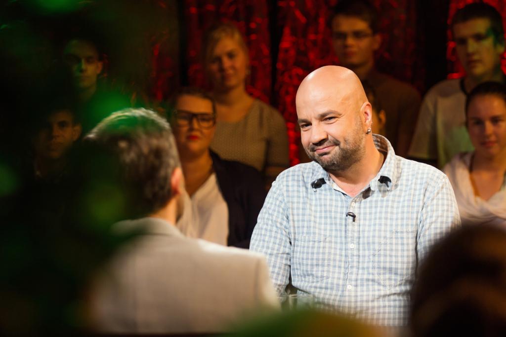 """5 AASTAT HILJEM! Kanal 2 """"5 aastat hiljem"""": Mihkel Raud viis aastat tagasi ja täna"""