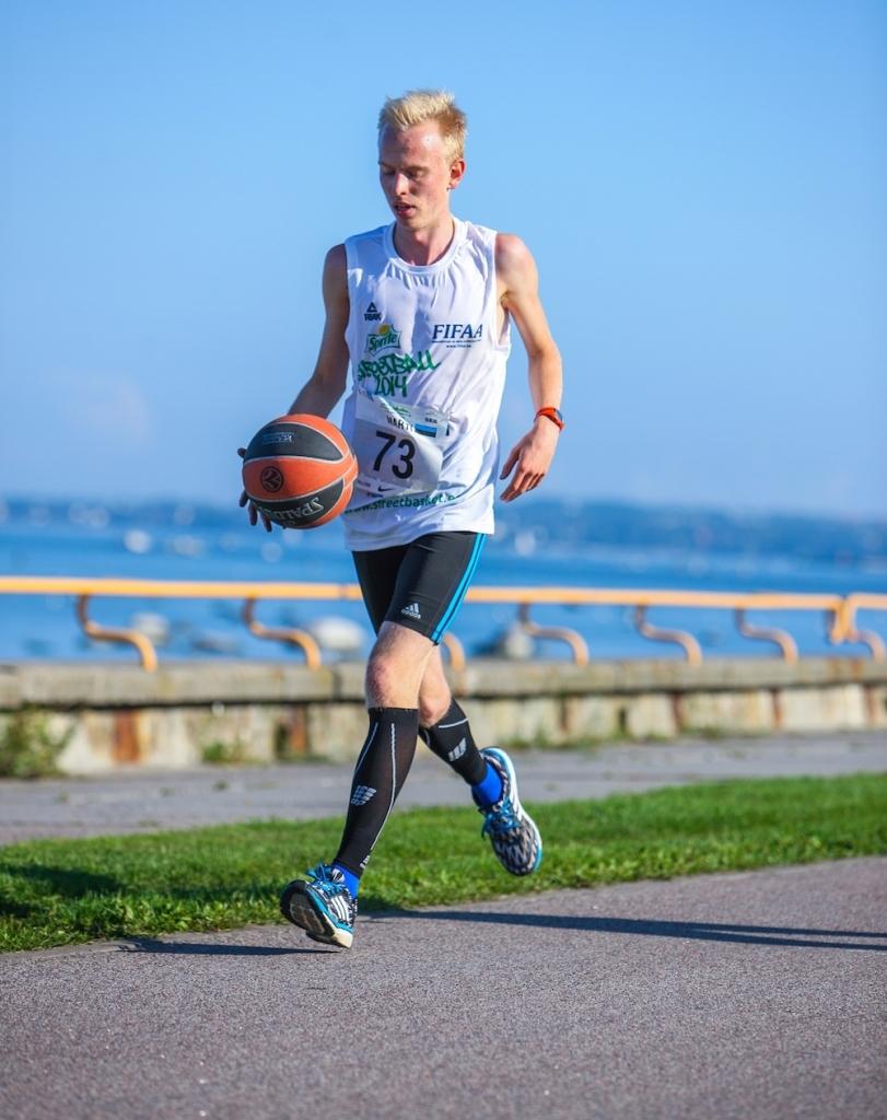 TUBLI EESTLANE! Eestlane läheb SEB Tallinna Maratonile Guinnessi rekordit tagasi tooma