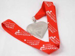 Paide-Türi-Rahvajooksul-saab-südamekujulise-medali.jpg
