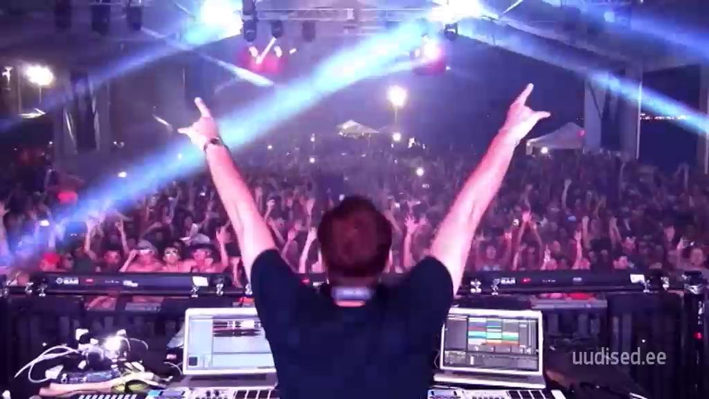 TV3 VIDEO! MAAILMAKUULUS STAAR! Maailmakuulus tantsumuusikastaar tuleb eestlasi hullutama