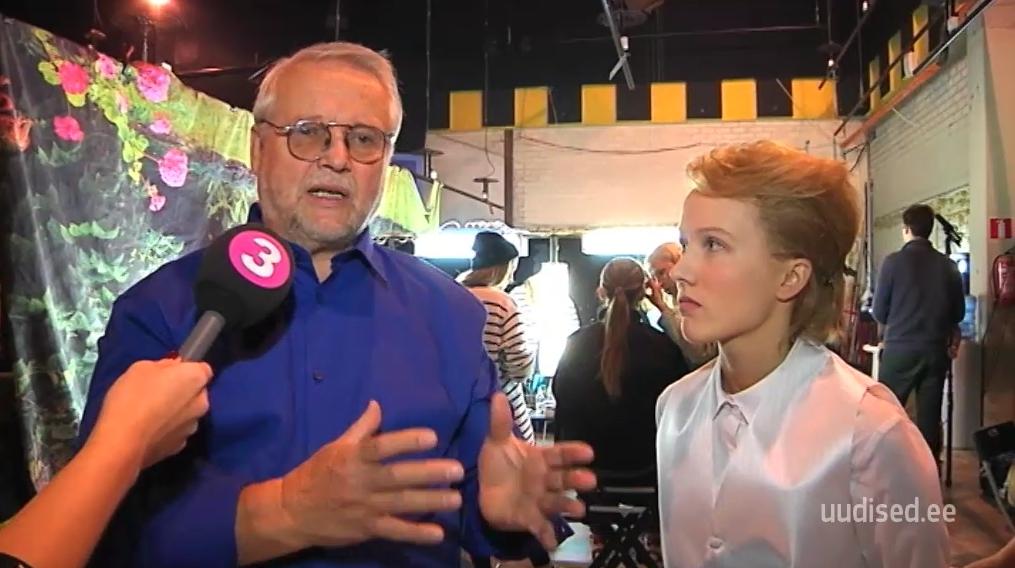 LIIGUTAV VIDEO! Toomas Uibo isa Väino Uibo: Saara Kadakuga Toomase parodeerimine võttis mul silmad märjaks!