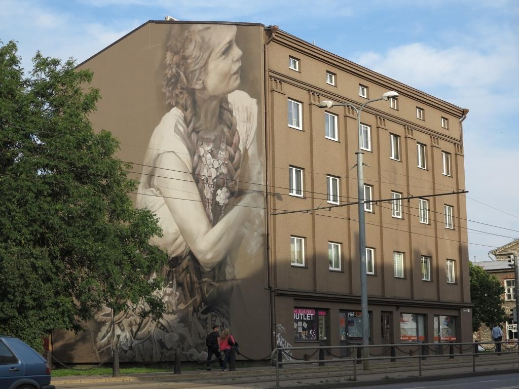 BALTIC SESSION KOGUB HOOGU! Tänane festivalipäev avab meeled pilkuköitvatele seinapiltidele