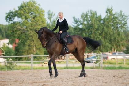 Ratsasportlane Liina Helstein: tänu hobusearmastusele olen ma see Liina, kes ma täna olen