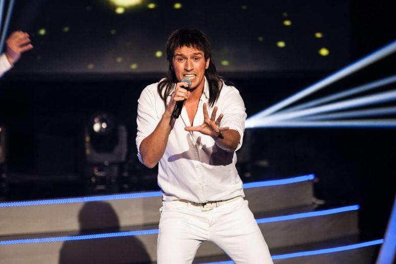 FOTOD JA VIDEO! NÄOSAATES TIPPSPORTLANE JÄÄL! Rolf esitas Eurovisiooni võiduloo