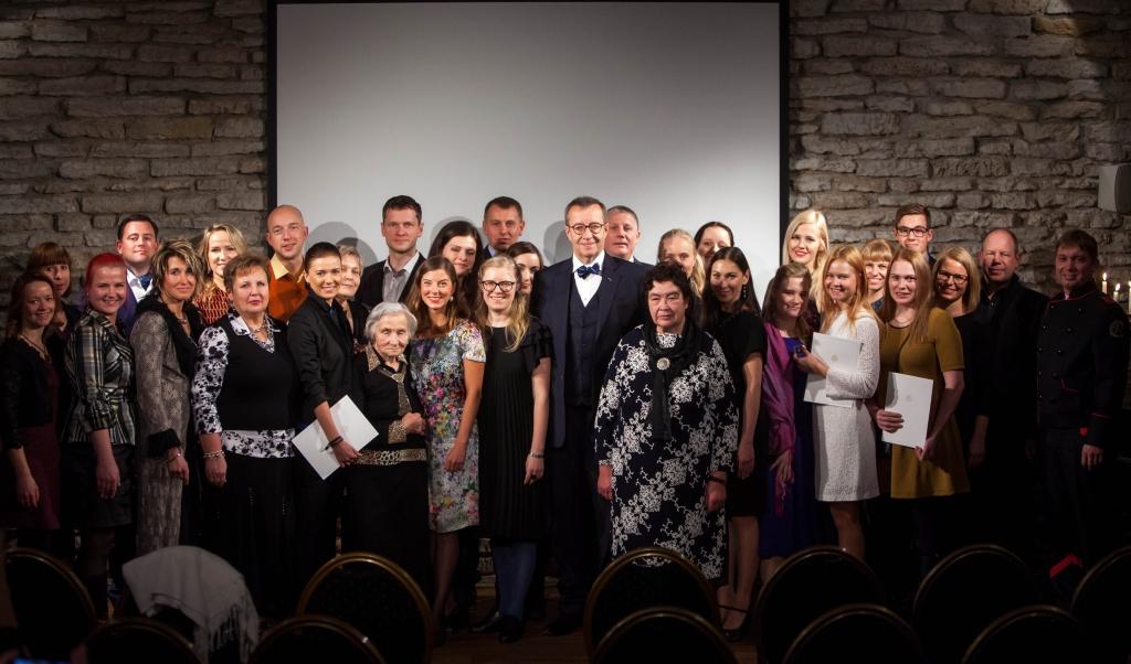 TUNNUSTAGEM VABATAHTLIKKE! Toomas Hendrik Ilves: vabatahtlikkus muutub Eesti elus järjest mõjukamaks